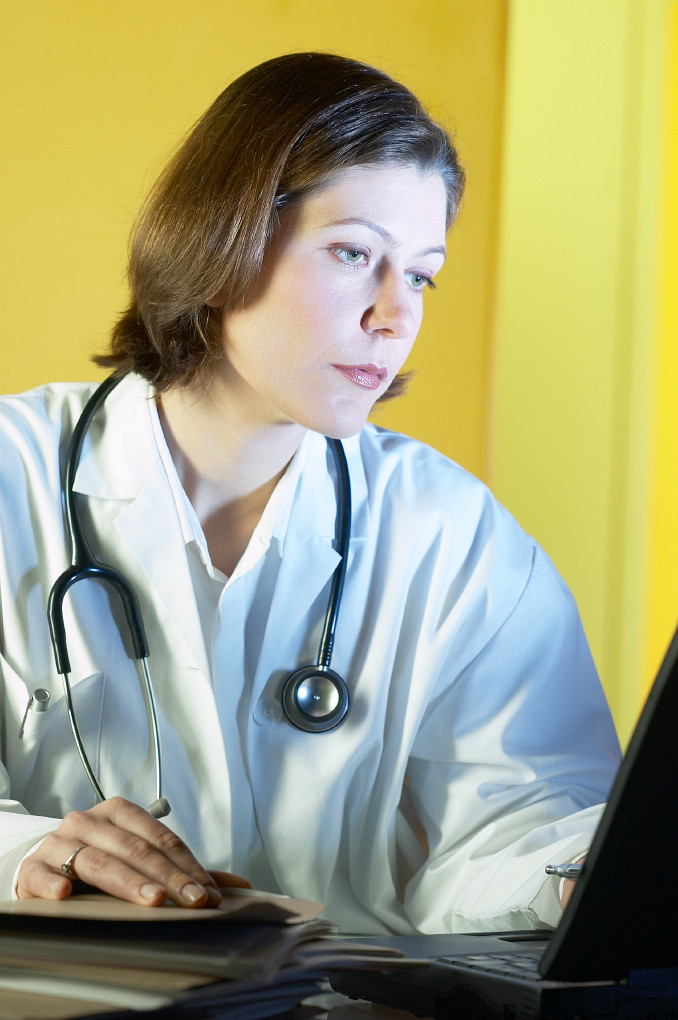 Clinical Informatics supports provider training and enhancing process and workflow